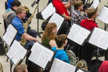 UW Wind Ensemble Katherine Esposito
