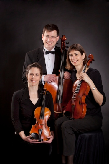 Ancora Trio 2 2014 Robin Ryan, Benjamin Marika Fischer Hoyt Whitcomb
