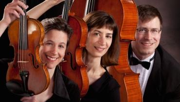Ancora Trio 2014 Robin Ryan, Benjamin Marika Fischer Hoyt Whitcomb