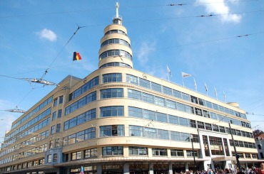 Flagey Building Brussels