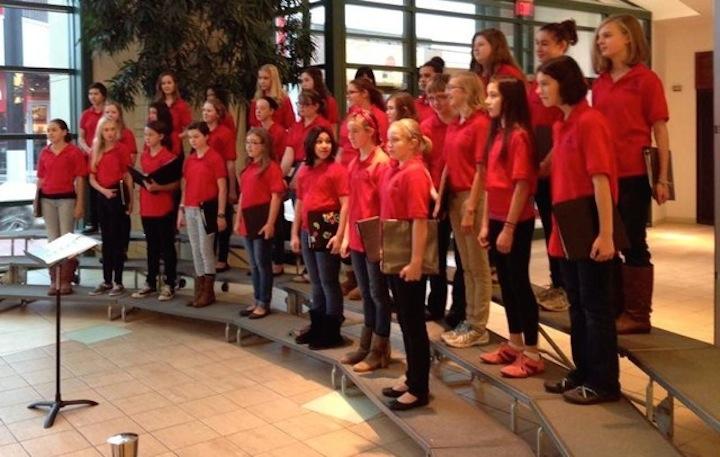 Madison Youth Choir Capriccio CR Mike Ross