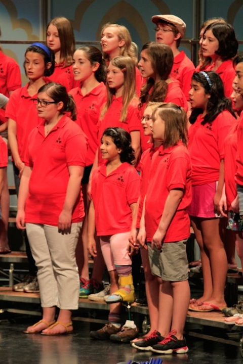Madison Youth Choirs Con Gioia Karen Holland