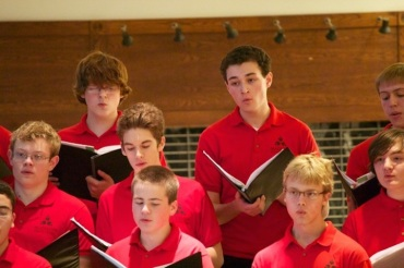 Madison Youth Choirs Ragazzi HS CR Dan Sinclair
