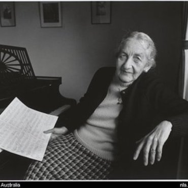 Miriam Hyde and music mss