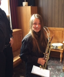 PAQ Belgium city band 2 youngest member Sally