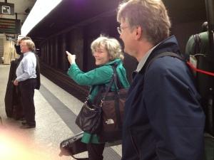 PAQ essay 1 Train to Vervier Parry, John Schaffer, Sally David CR Sarah Schaffer