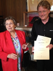 PAQ essay 20 Onnou grandniece with David SS