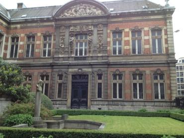 PAQ in Belgium conservatory exterior 3