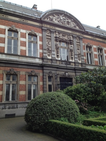 PAQ in Belgium conservatory exterior 4 photo 3
