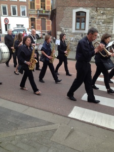 PAQ in Belgium Dolhain city band 1 SS