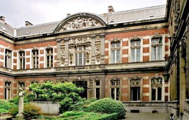 Royal Conservatory Brussels exterior