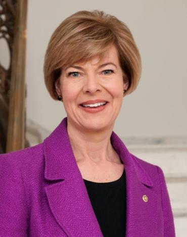 Tammy Baldwin official portrait