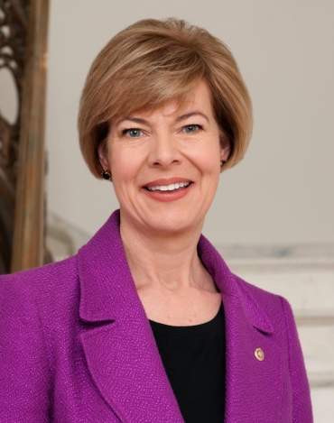 Tammy Baldwin official portrait