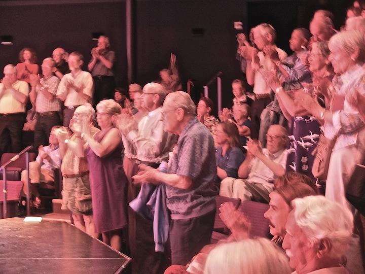 BDDS 2014 Playhouse standing ovation