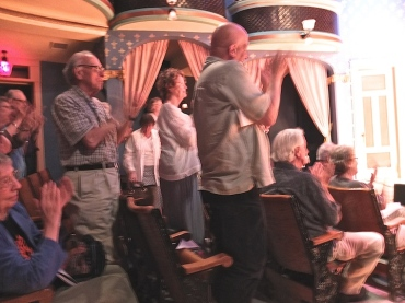 BDDS 2014 Standing ovation in Stoughton