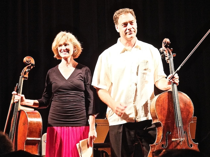 Beth Rapier and Anthony Ross BDDS 2014