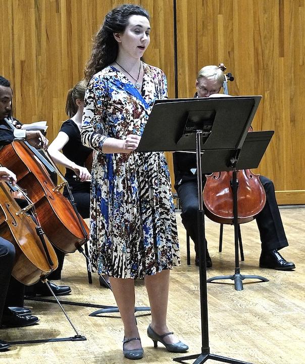Cello Choir 2014 Anna Whiteway