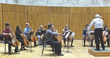Cello Choir 2014 Bachianas Brasileiras No. 1