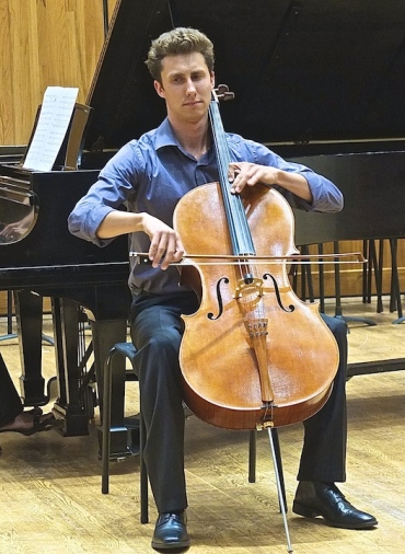Cello Choir 2014 Julian Mueller