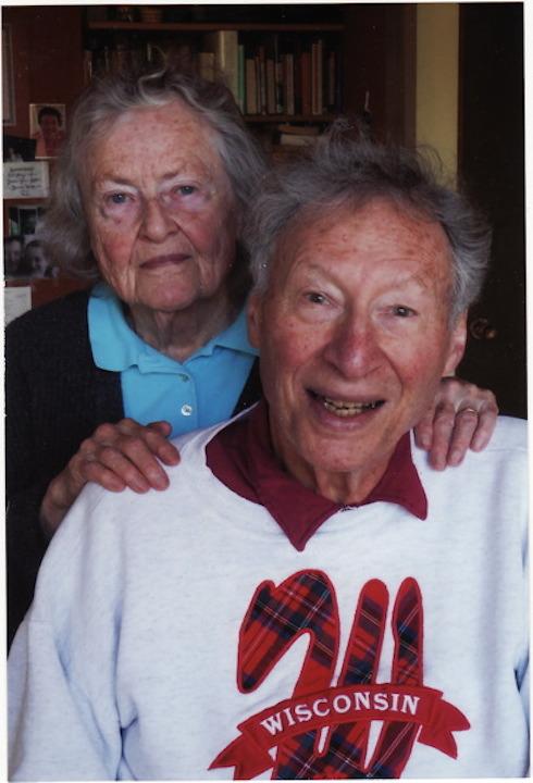 Frances and Howard Karp June 22, 2014