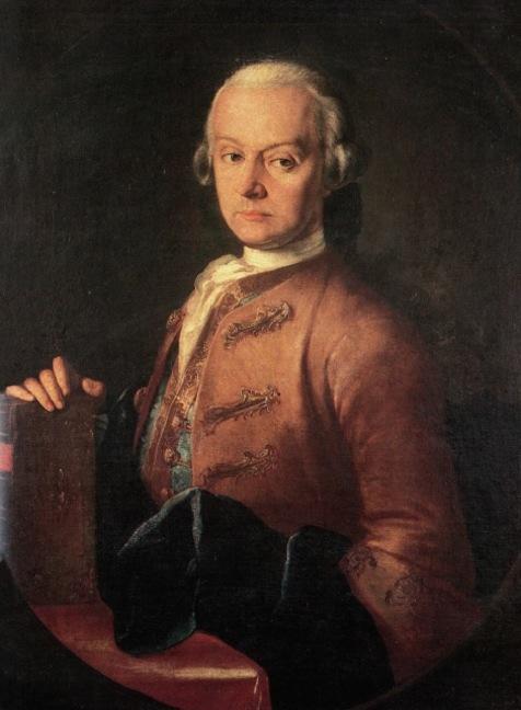 Leopold Mozart colo