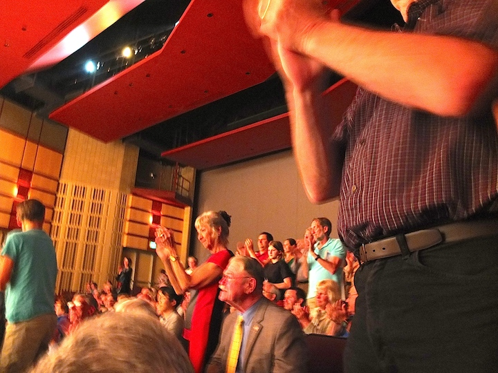 MCO June 2014 standing ovation