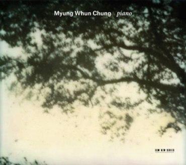 Myung Whun Chung recital cover