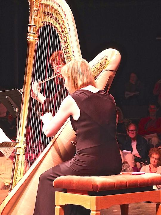 Stephanie jutt and Heidi Krutzen in Arnold Bax sonata BDDS 2014