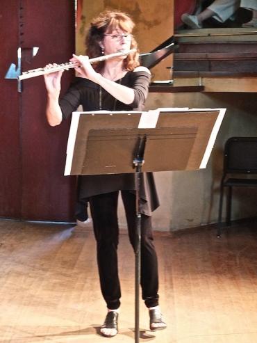 Stephanie Jutt in Gustavino at Taliesin BDDS 2014