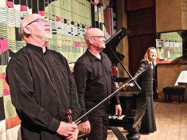 3 Grieg musicians