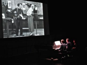 BDDS 2014 Chaplin score by Milhaud