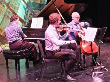 BDDS 2014 Shostakovich Trio