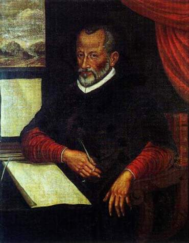 Giovanni Pierluigi  da Palestrina