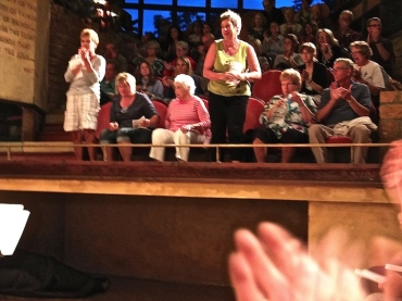 Grieg audience