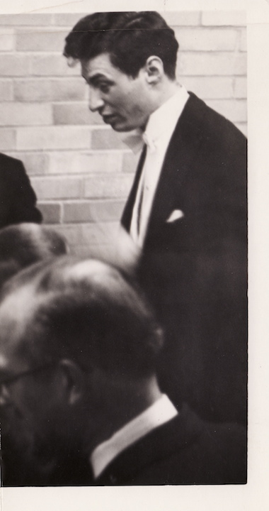Howard Karp ca 1958 2