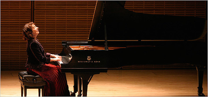 imogen cooper at the piano zankel