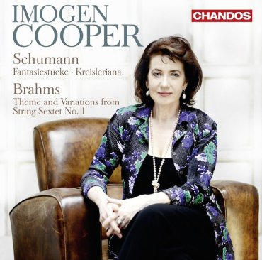 Imogen Cooper Chandos CD1 cover