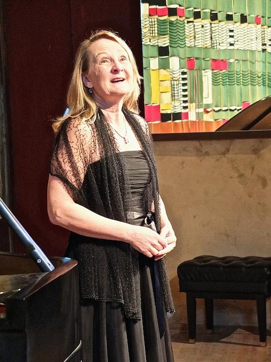 Mimmi Fulmer at Taliesin 2014