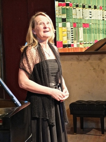 Mimmi Fulmer at Taliesin 2014
