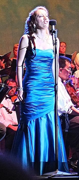 Opera in the Park 2014 Jamie-Rose Guarrine