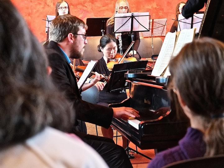 Thomas Kasdorf at FUS MAYCO Haydn