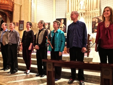Toronto Consort MEMF 2014