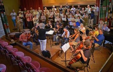 Brahms Requiem at Taliesin CR Dick Ainsworth