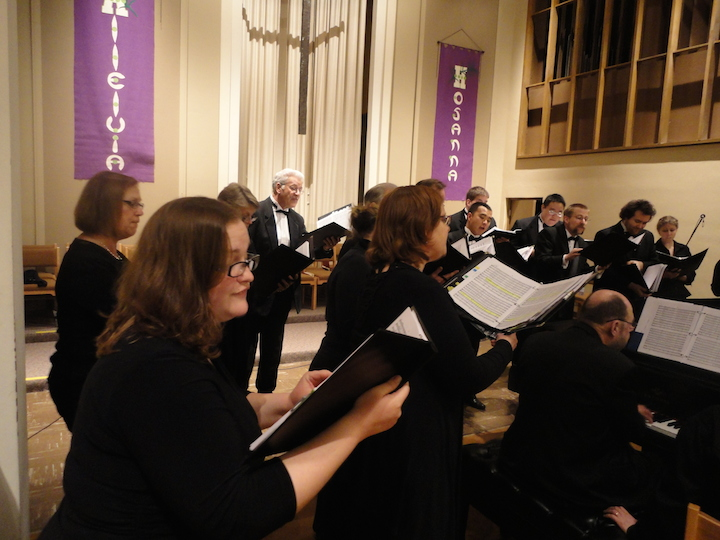 Festival Choir of Madison 2013
