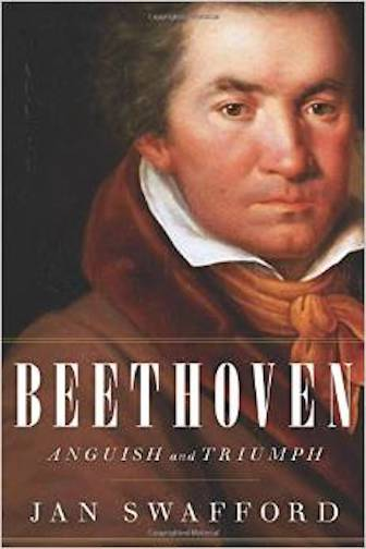 Jan Swafford Beethoven cover