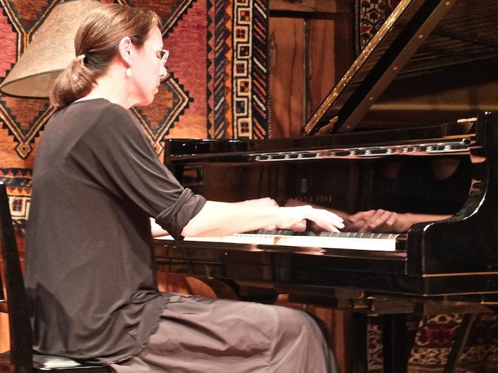 Judith Gordon plays 2014