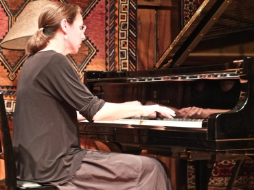 Judith Gordon plays 2014
