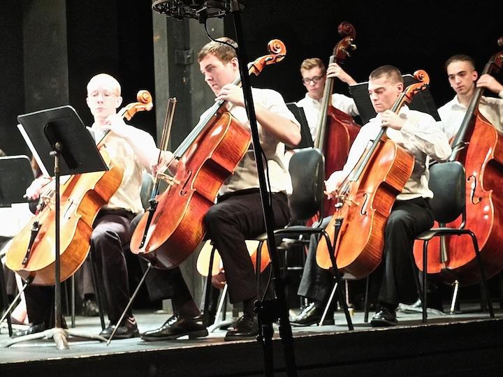 MAYCO Aug. 2014 cellos