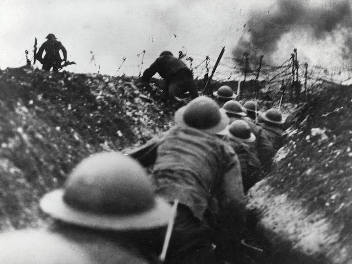 world war1 somme