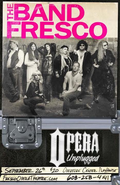 Band Fresco as RAMONES